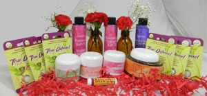 True Botanica Valentine's products