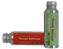 Throat Defense Menthol and Berry