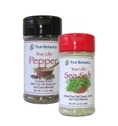 Sea Salt and Pepper
